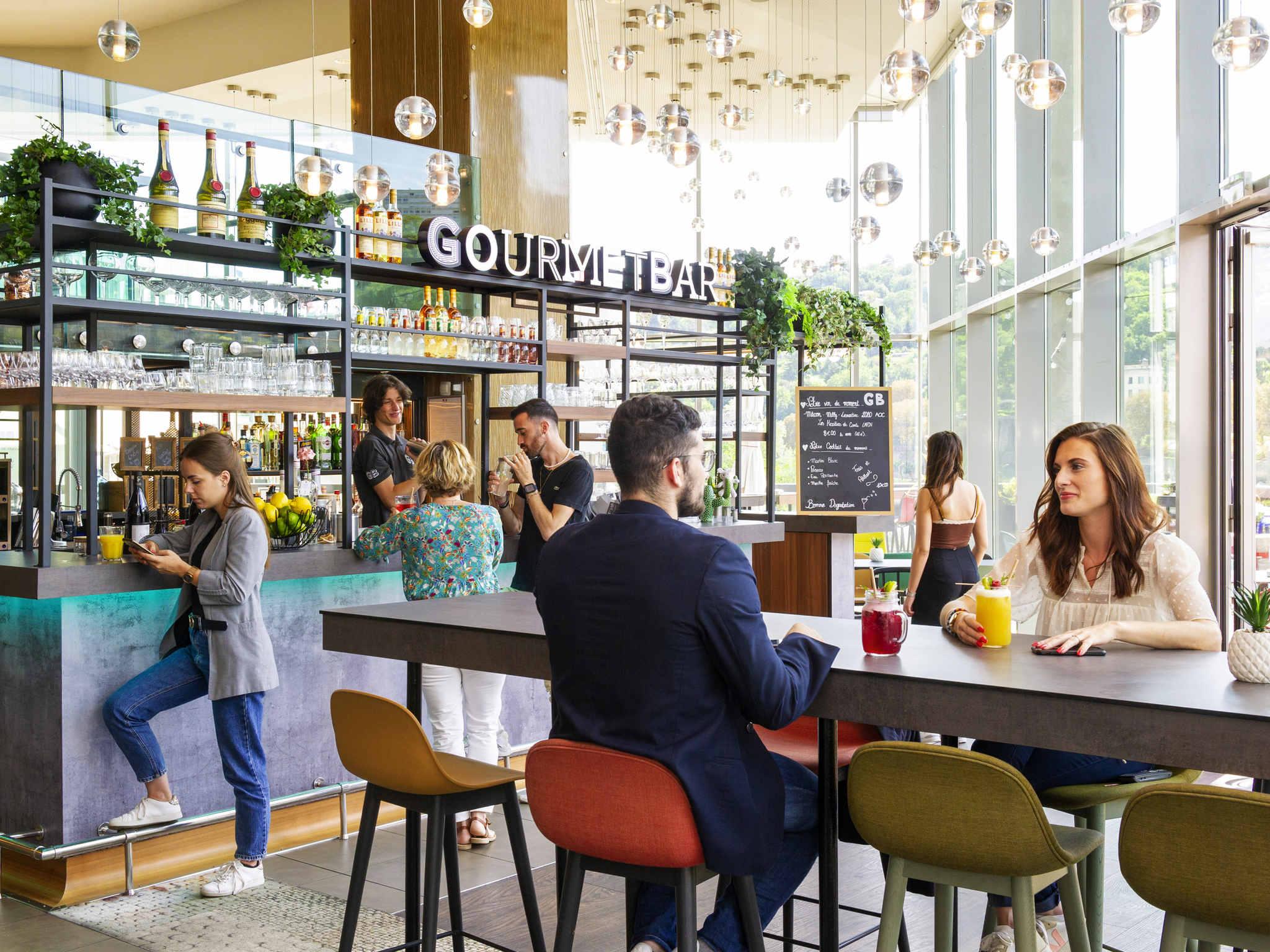 Restaurant Reception Marseille