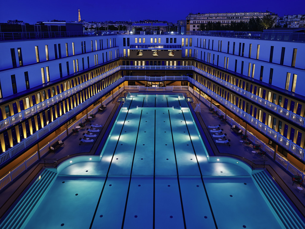 Hotel In Paris Hotel Molitor Paris Mgallery