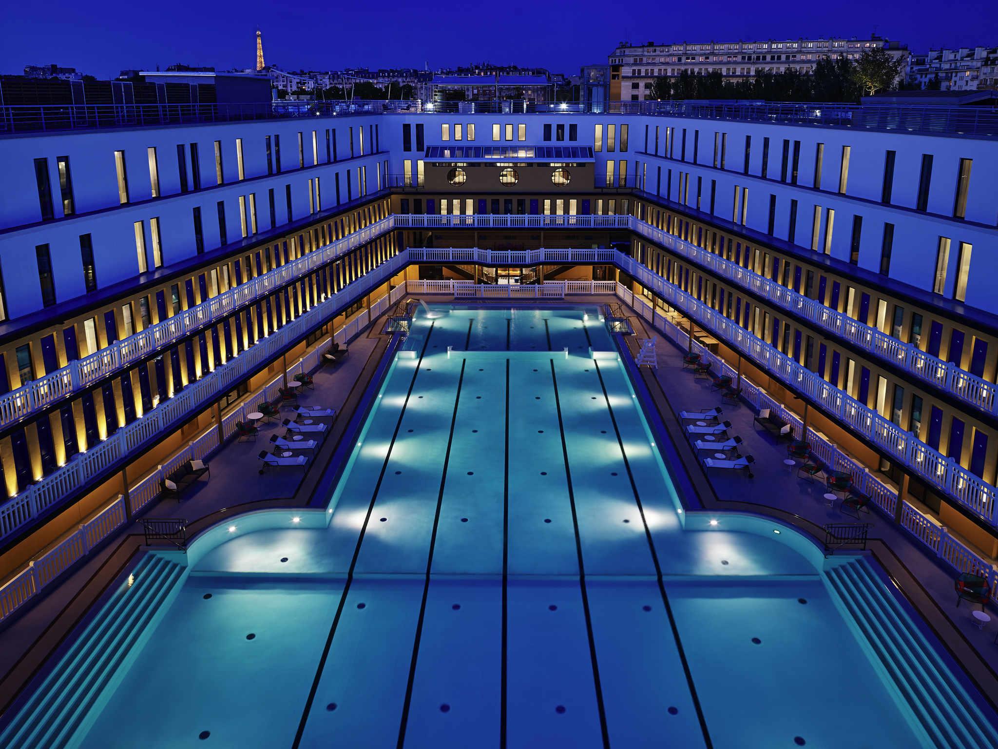 酒店 – 美憬阁索菲特巴黎莫利托酒店