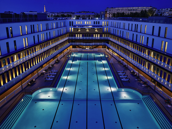 H tel paris h tel molitor paris mgallery by sofitel for Molitor paris