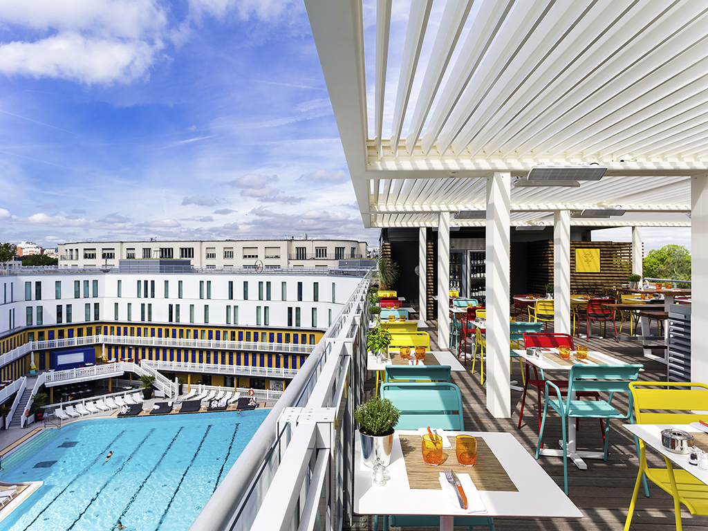 Luxury hotel paris h tel molitor paris mgallery by sofitel for Molitor swimming pool paris