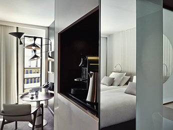 Chambres - Hotel Molitor Paris - Mgallery Collection