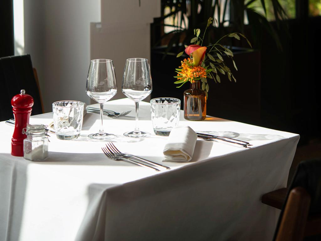 Brasserie Urbaine Molitor Paris Restaurants By Accorhotels