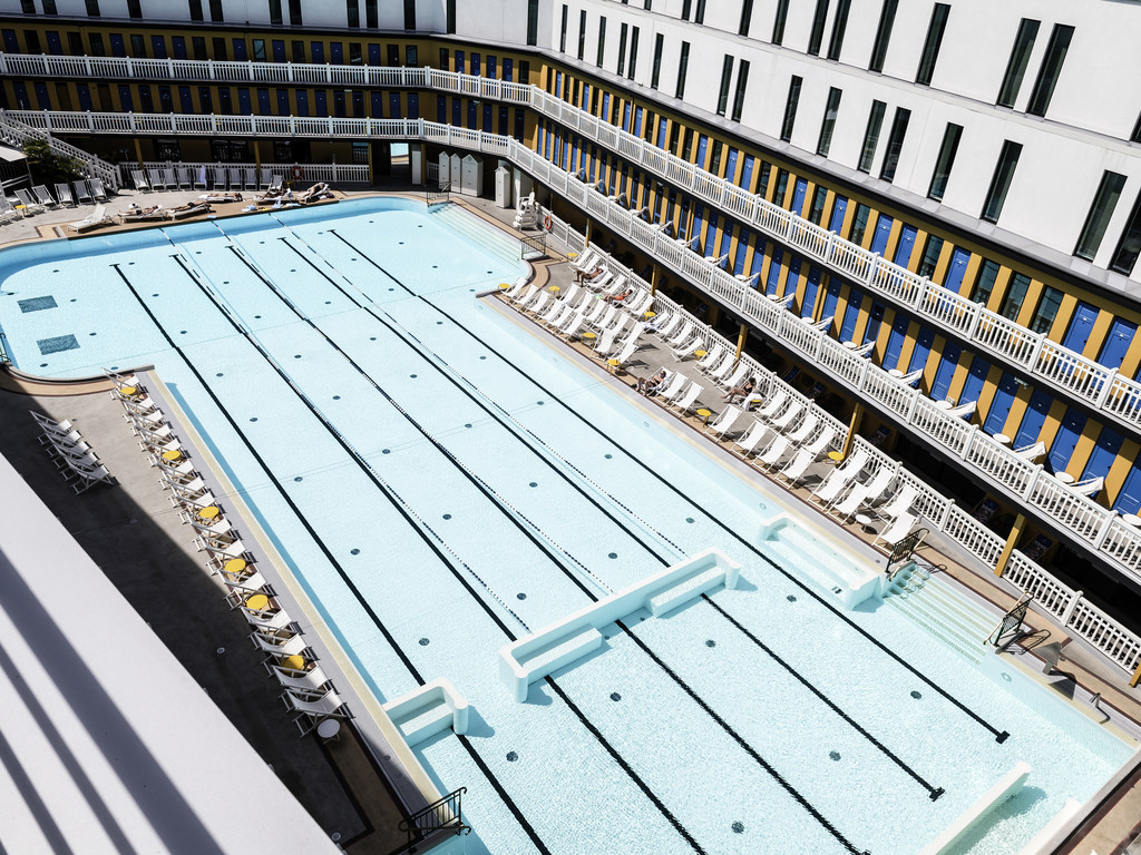 Luxury hotel paris h tel molitor paris mgallery by sofitel for Le molitor paris