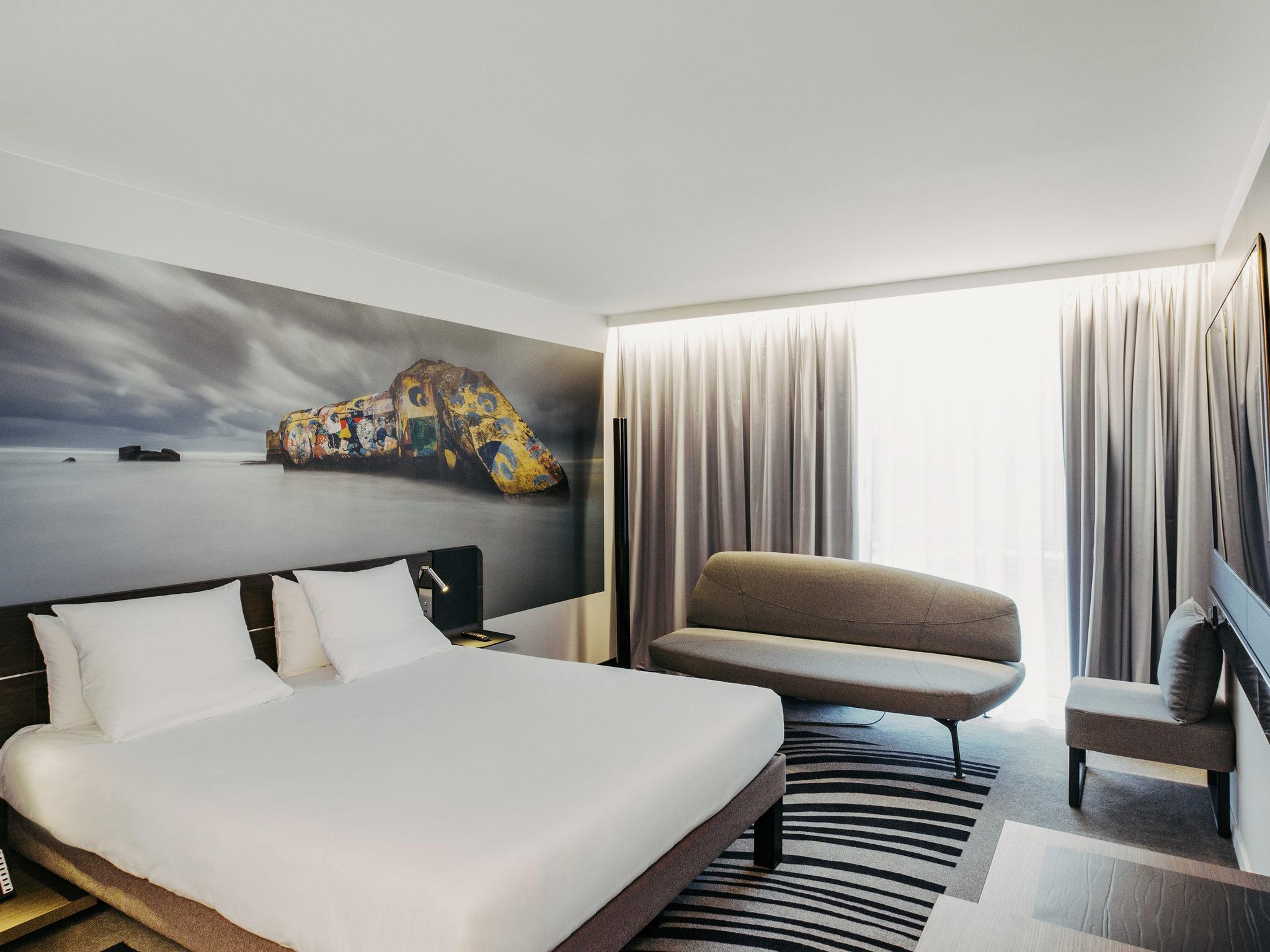 ホテル – ノボテル パリ クードルリー エアポート