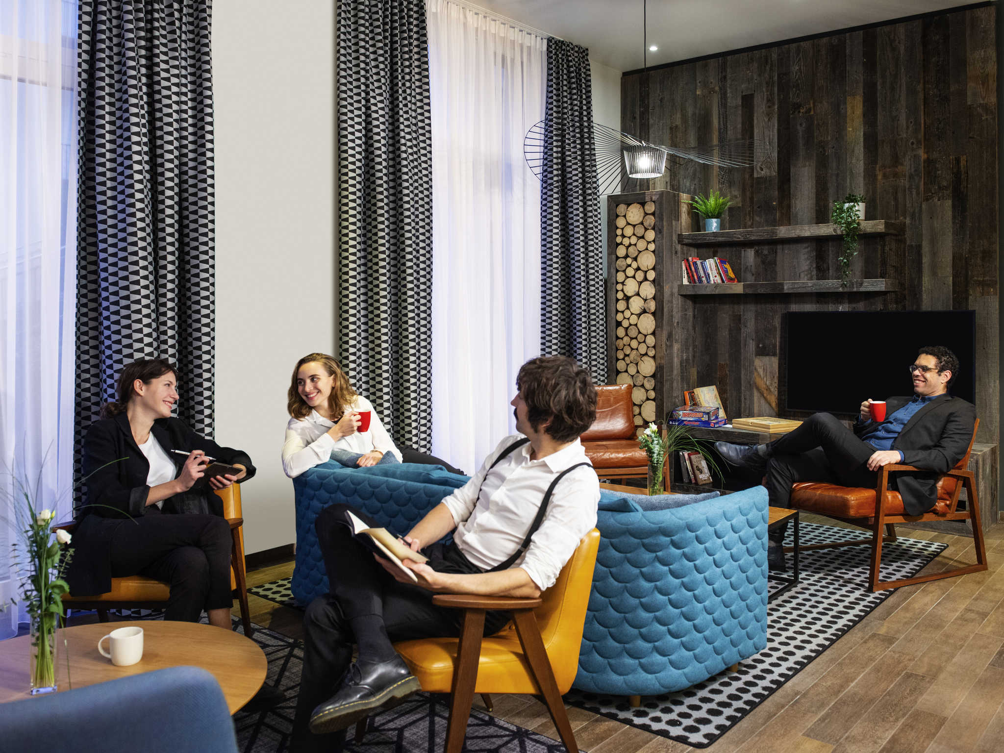 Hotel a BERLIN - Aparthotel Adagio Berlin Kurfürstendamm