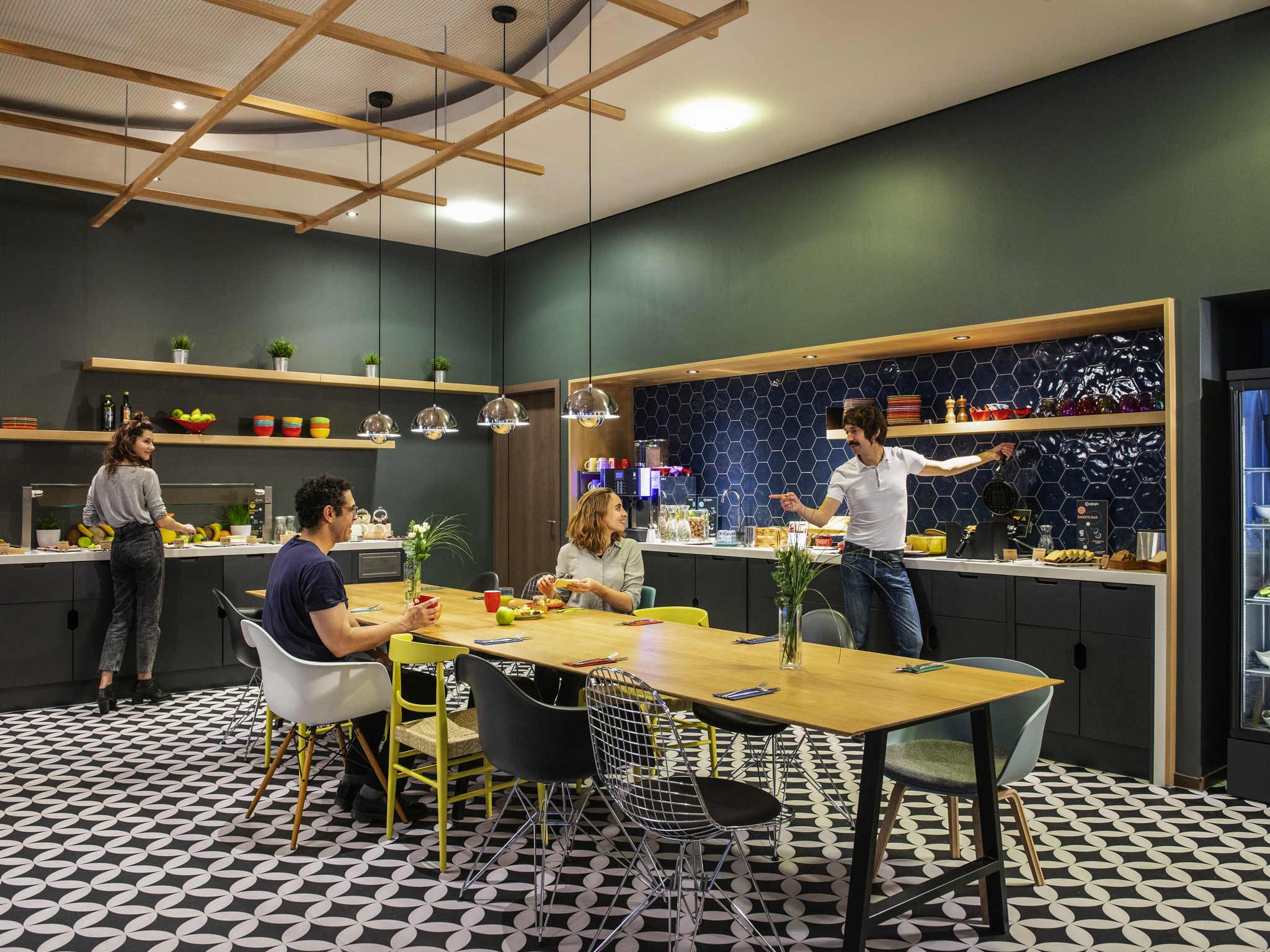 酒店 – 柏林选帝侯大街阿德吉奥酒店