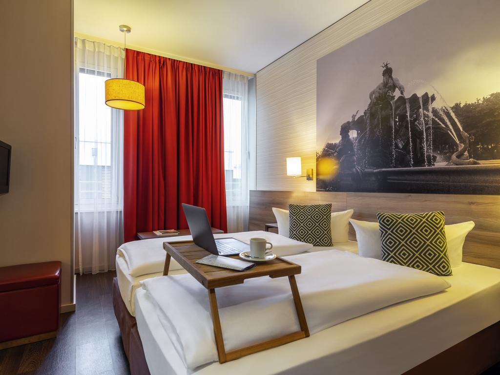 Hotel in berlin   aparthotel adagio berlin kurfürstendamm