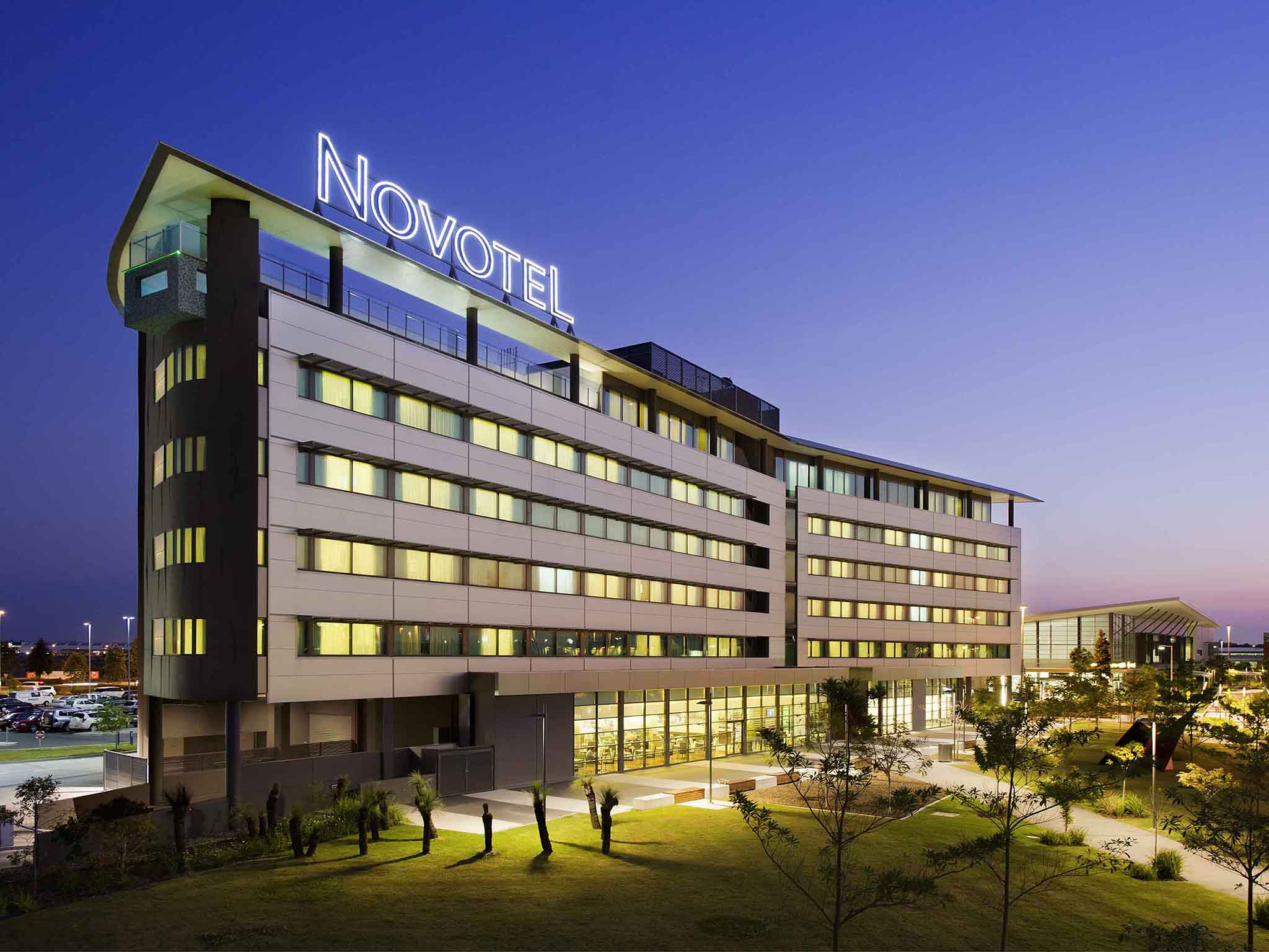 Отель — Novotel Брисбен Аэропорт