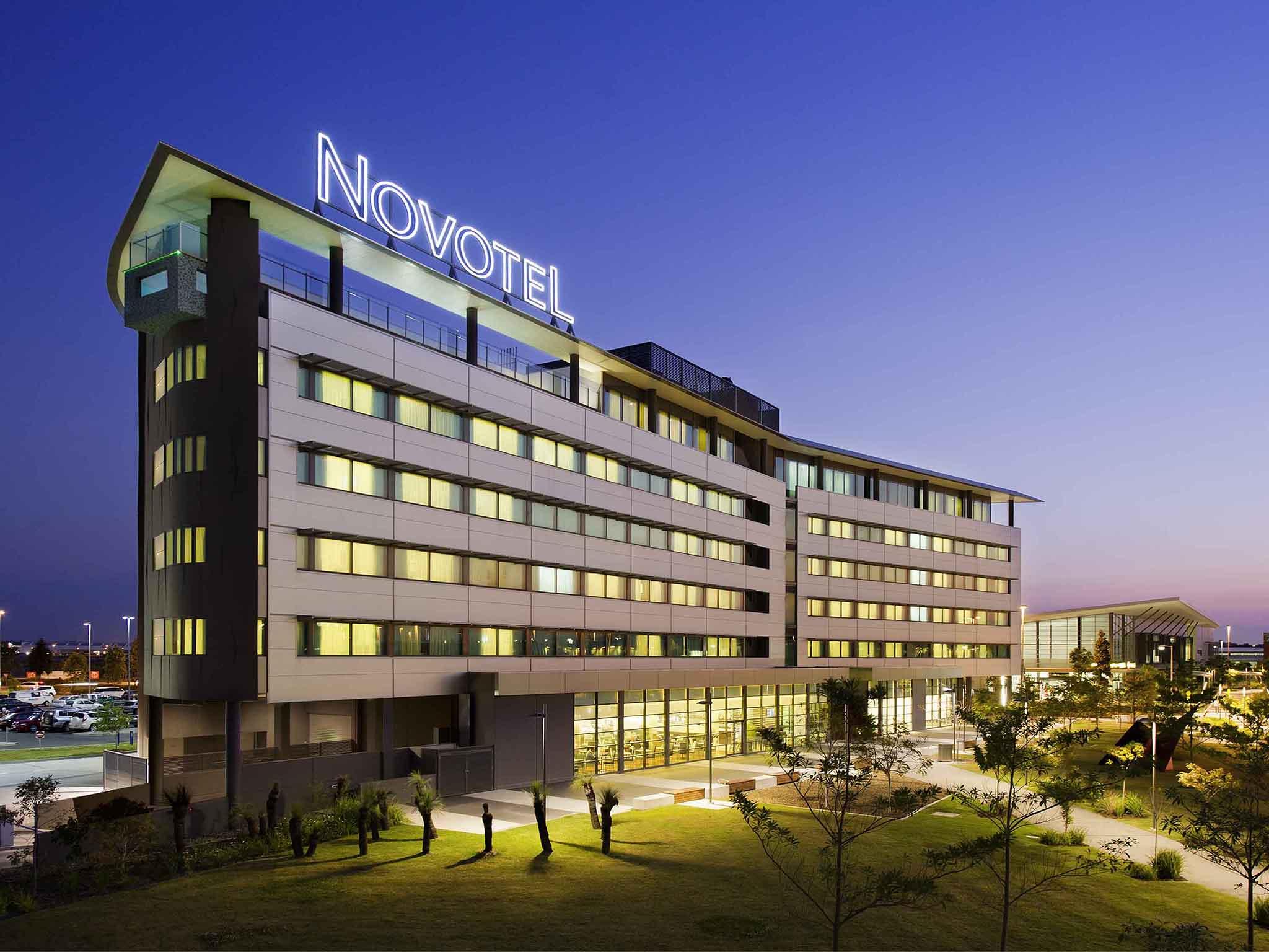 โรงแรม – Novotel Brisbane Airport