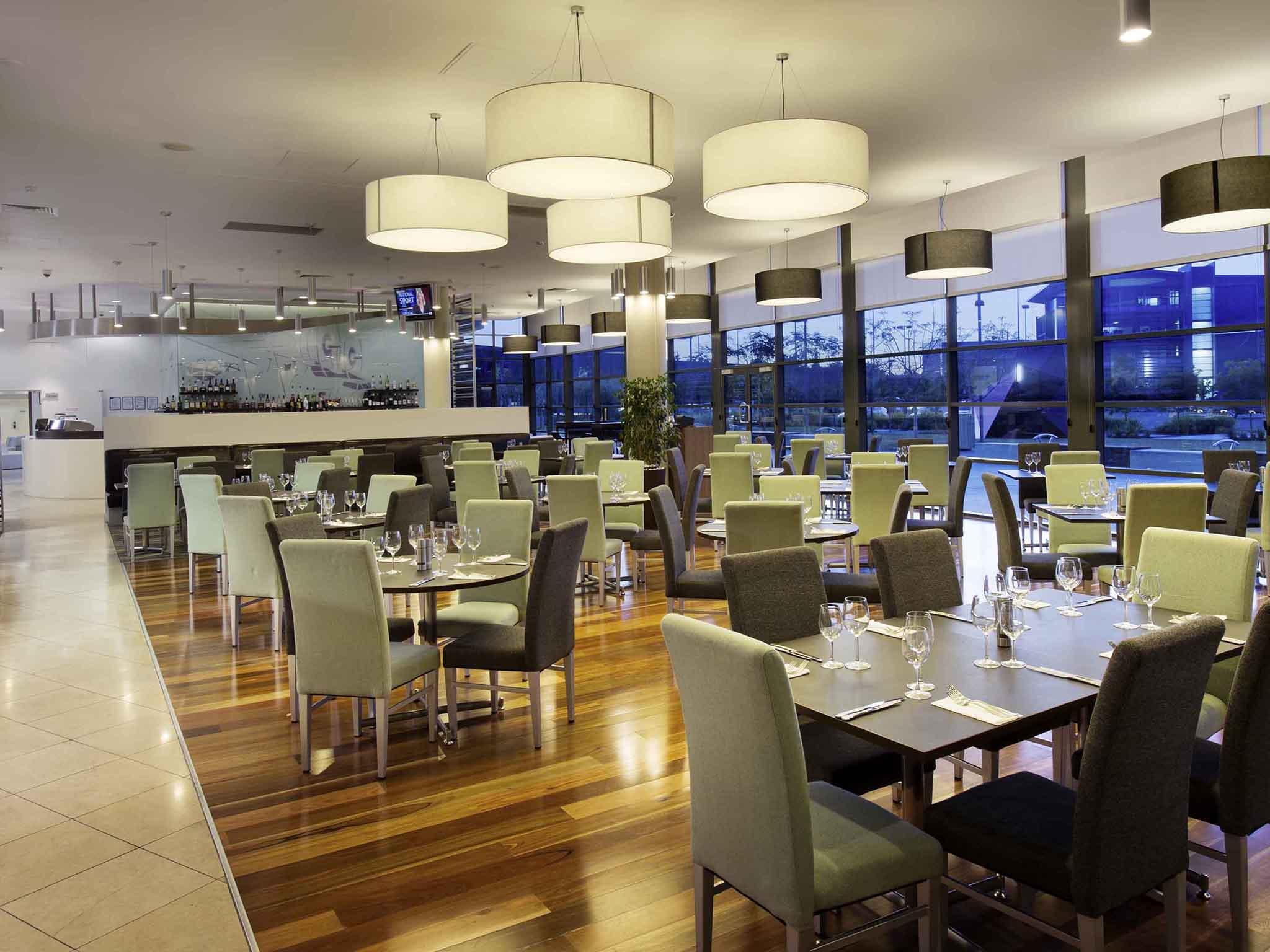 Stars Restaurant Brisbane Entertainment Centre Review