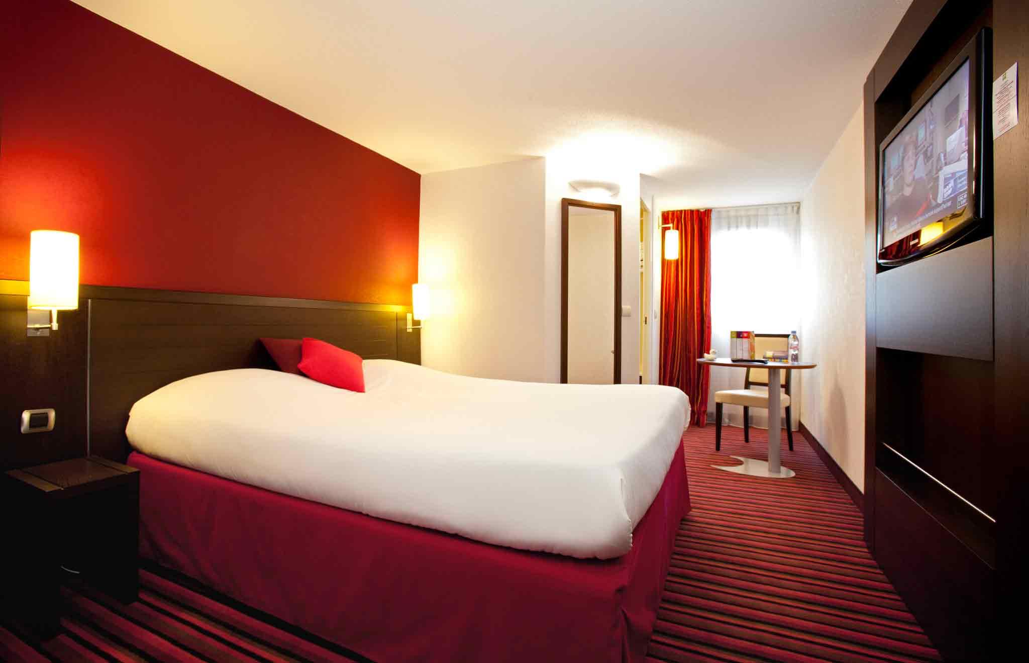 Отель — ibis Styles Бельфор Центр