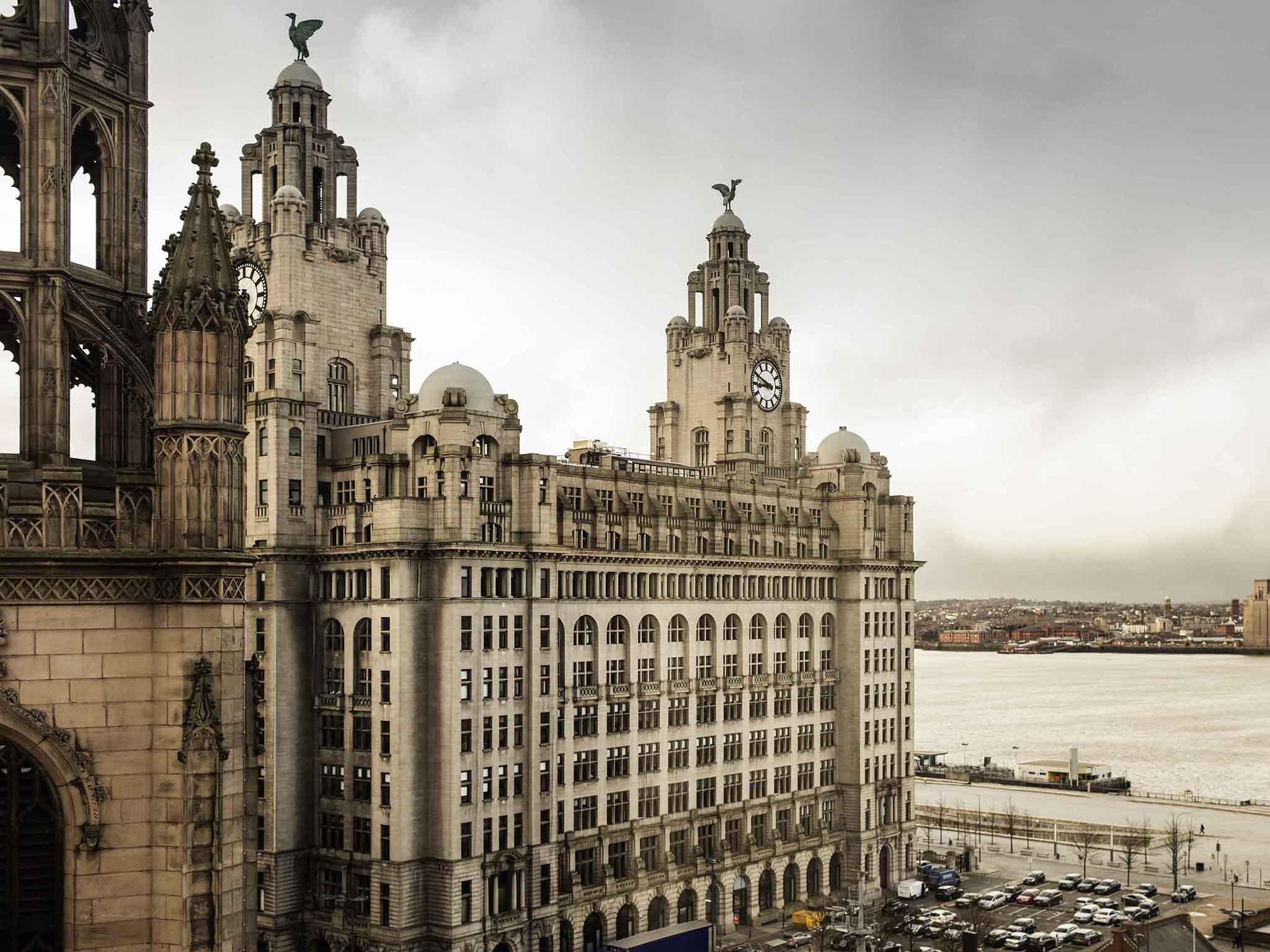 Adagio Liverpool City Centre Hotel
