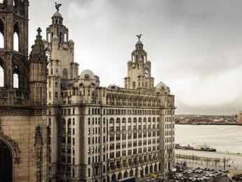 Bestemming - Aparthotel Adagio Liverpool City Centre