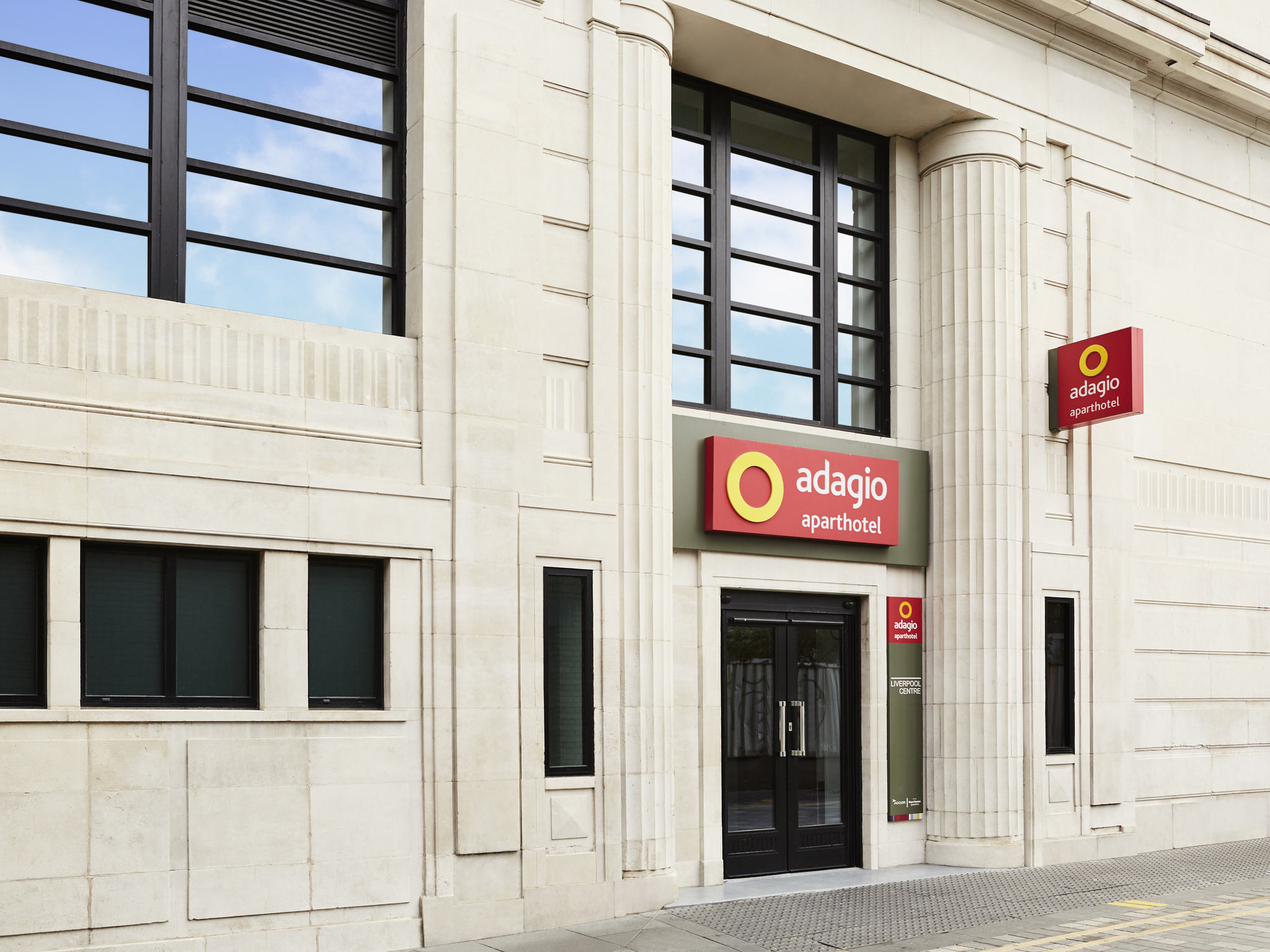 Hotell – Aparthotel Adagio Liverpool City Centre