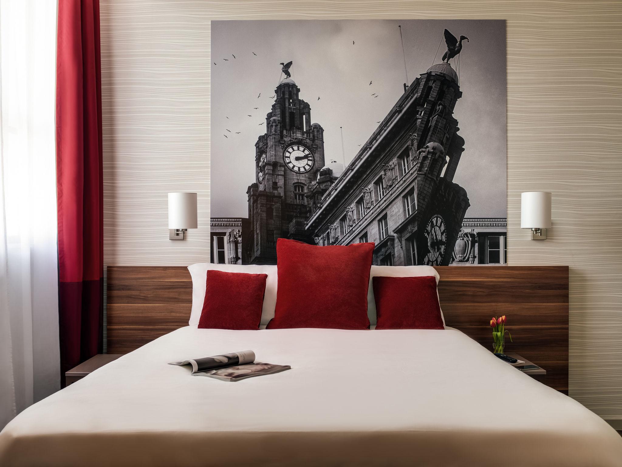 Liverpool Bedroom Wallpaper Adagio Liverpool City Centre Spacious Hotel In Liverpool