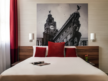 Rooms - Aparthotel Adagio Liverpool City Centre