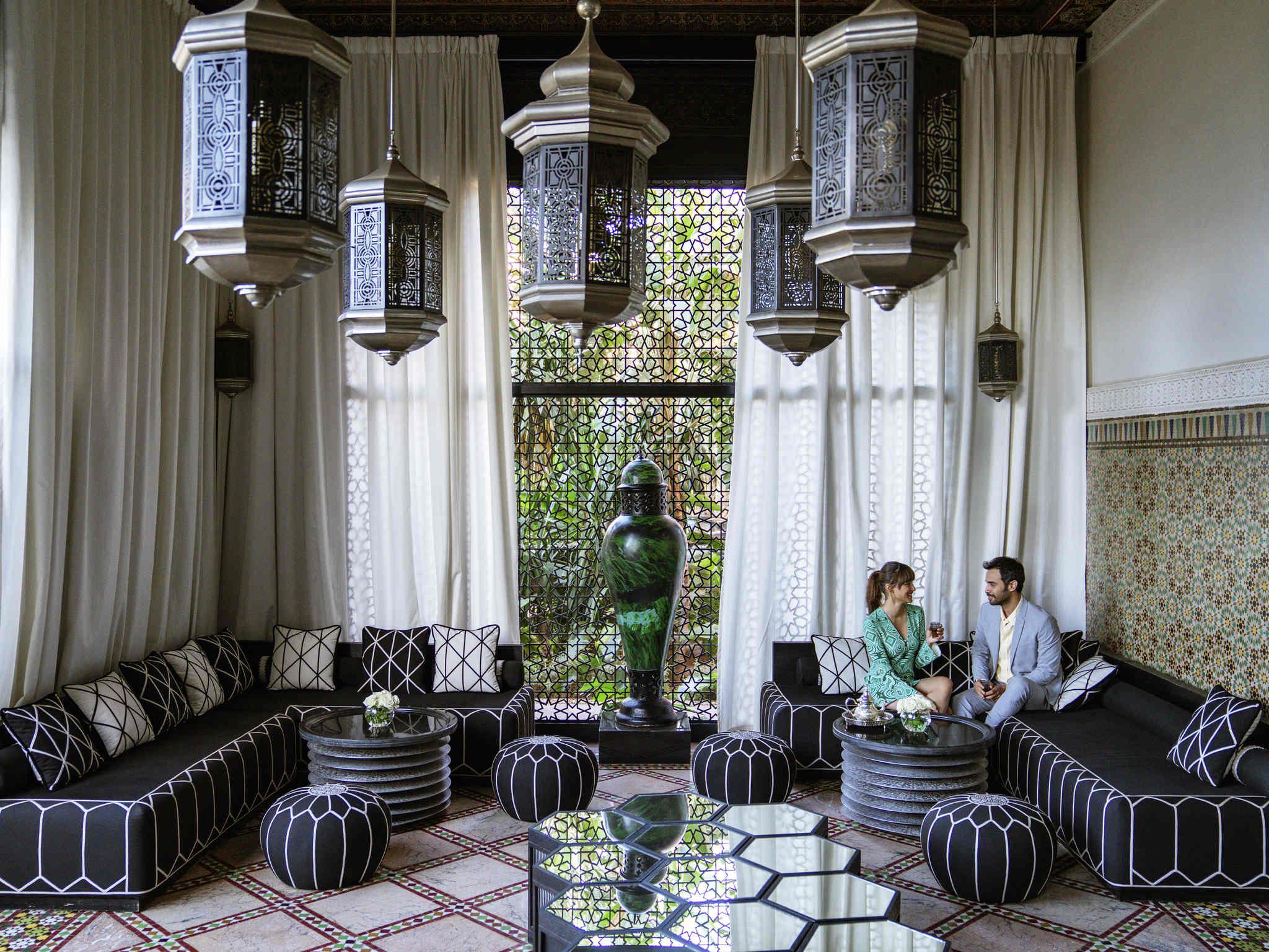 Hotel – Sofitel Marrakech Palais Imperial