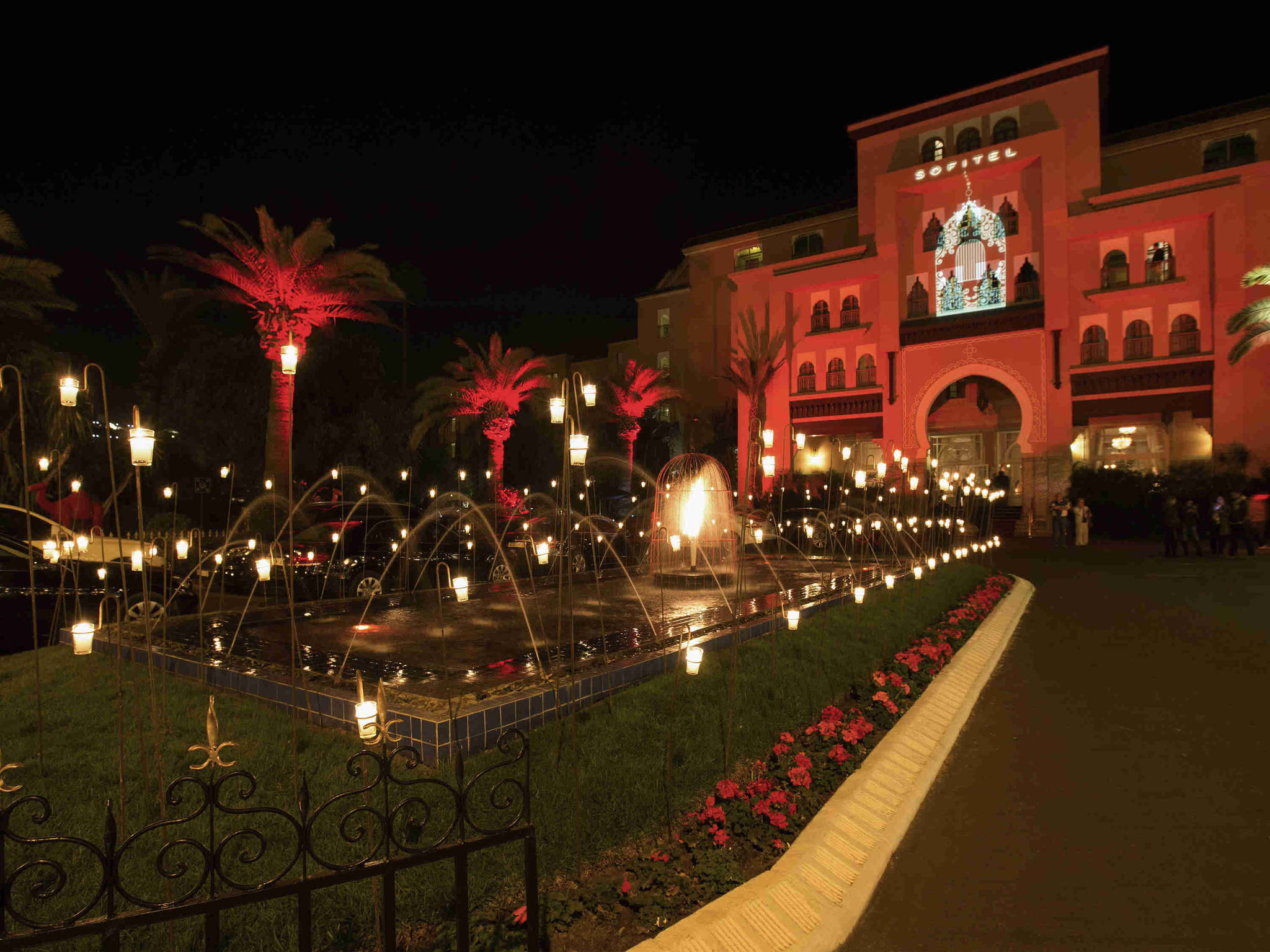Hotel – Sofitel Marrakech Palais Imperial