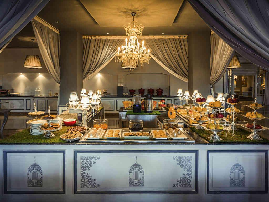 Hotel in marrakech sofitel marrakech palais imperial for Cafe le jardin marrakech