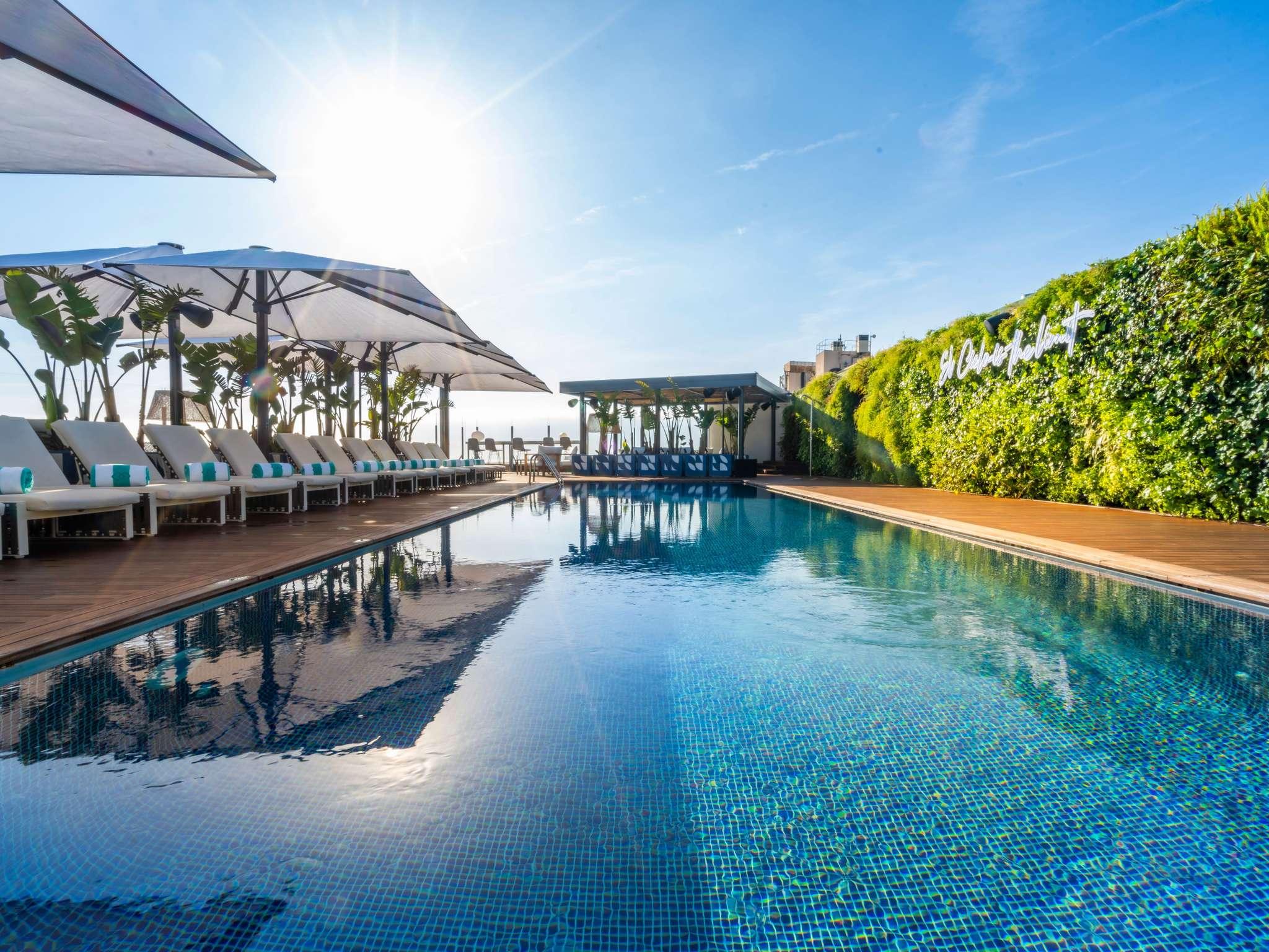 Hotel – Pullman Barcelona Skipper