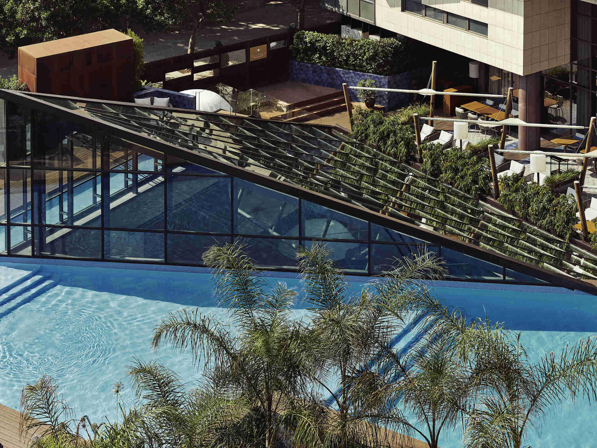 Hotell – Pullman Barcelona Skipper