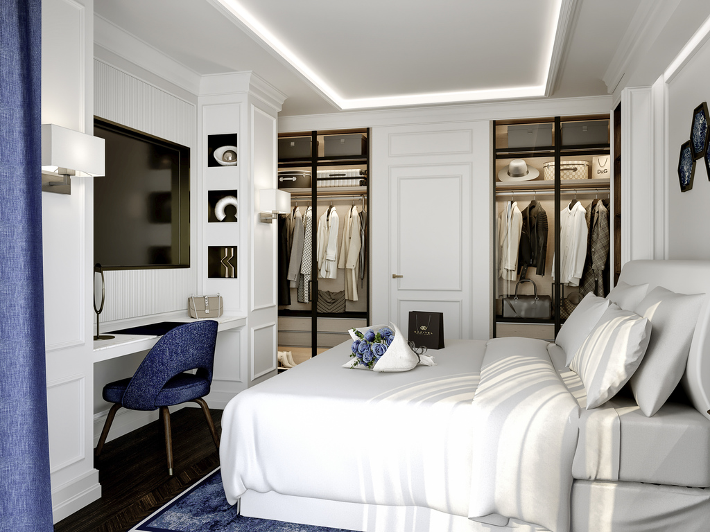 Hotel in barcelona pullman barcelona skipper for Habitaciones comunicadas