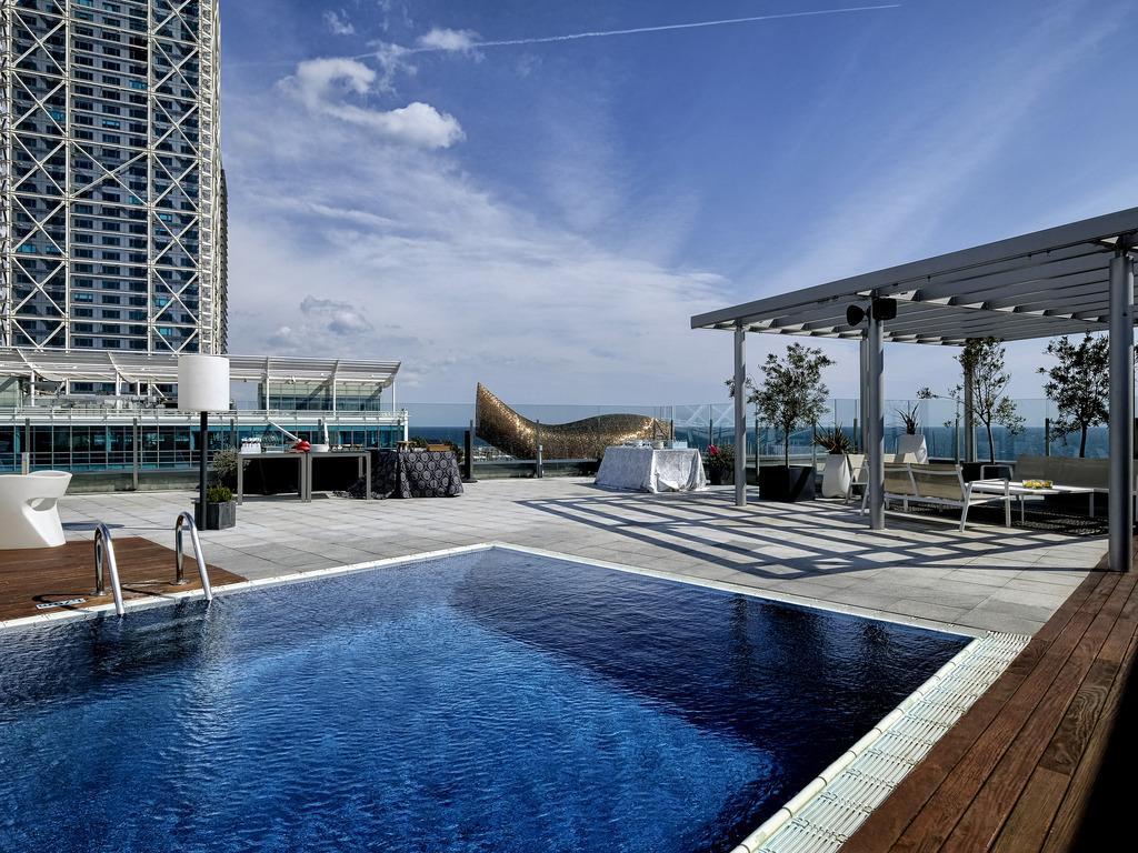 Hotel Barcelona Pullman Barcelona Skipper