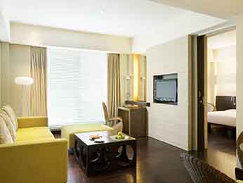 Las habitaciones - Novotel Manado Golf Resort & Convention Center