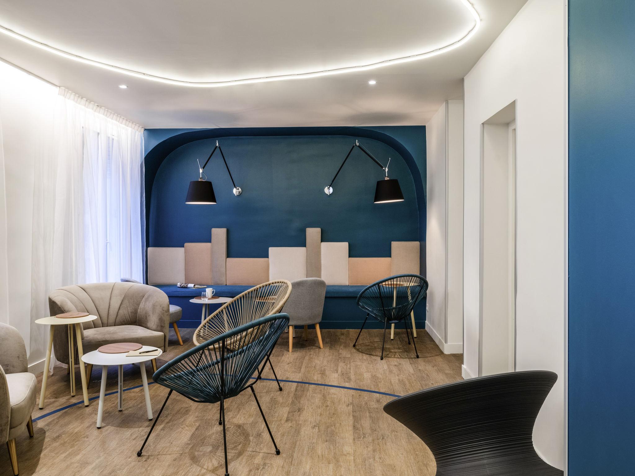 Hotel – ibis Styles Asnieres Centro