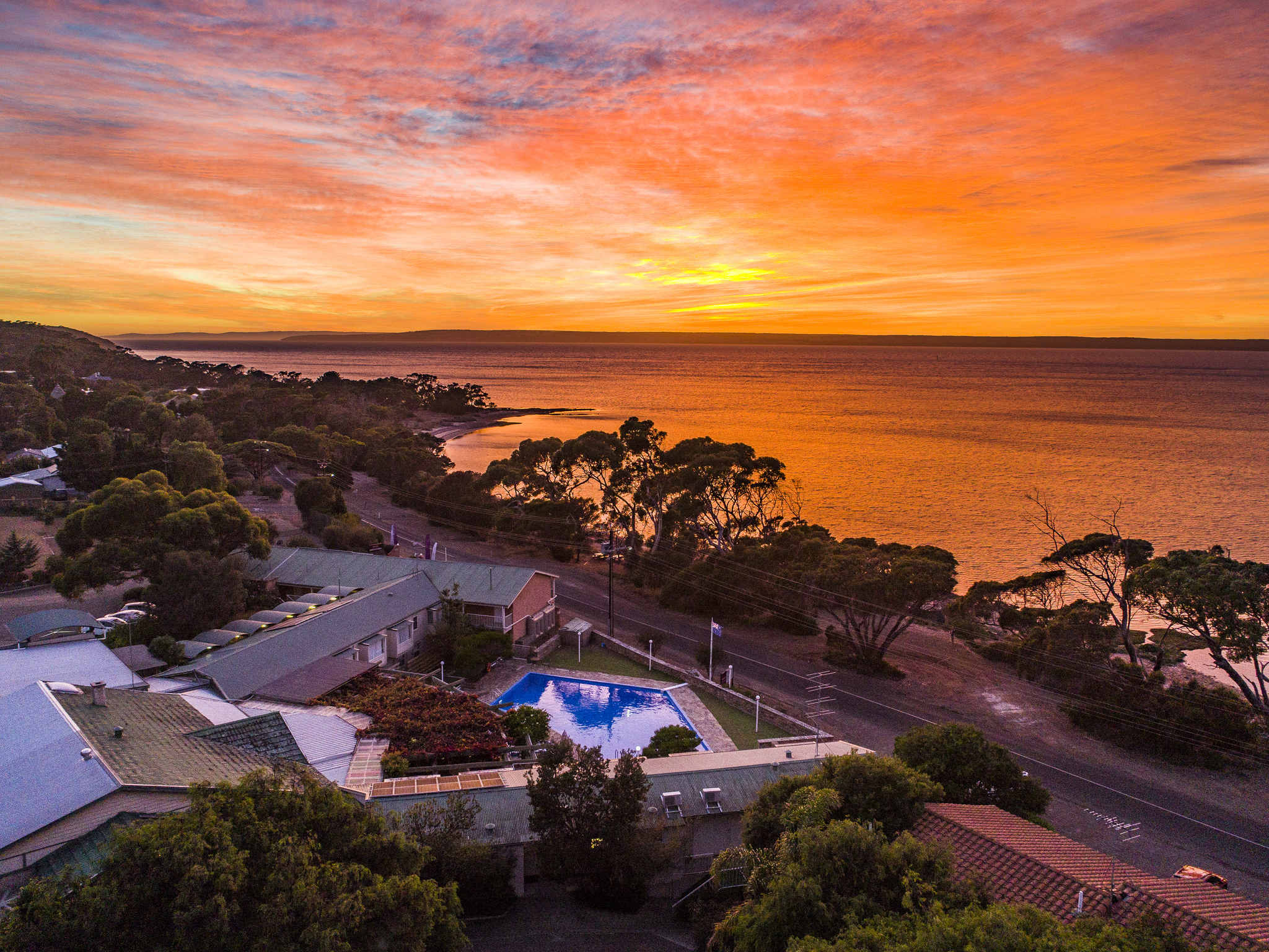 ホテル – Mercure Kangaroo Island Lodge