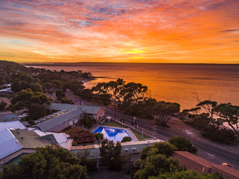 Отель - Mercure Kangaroo Island Lodge