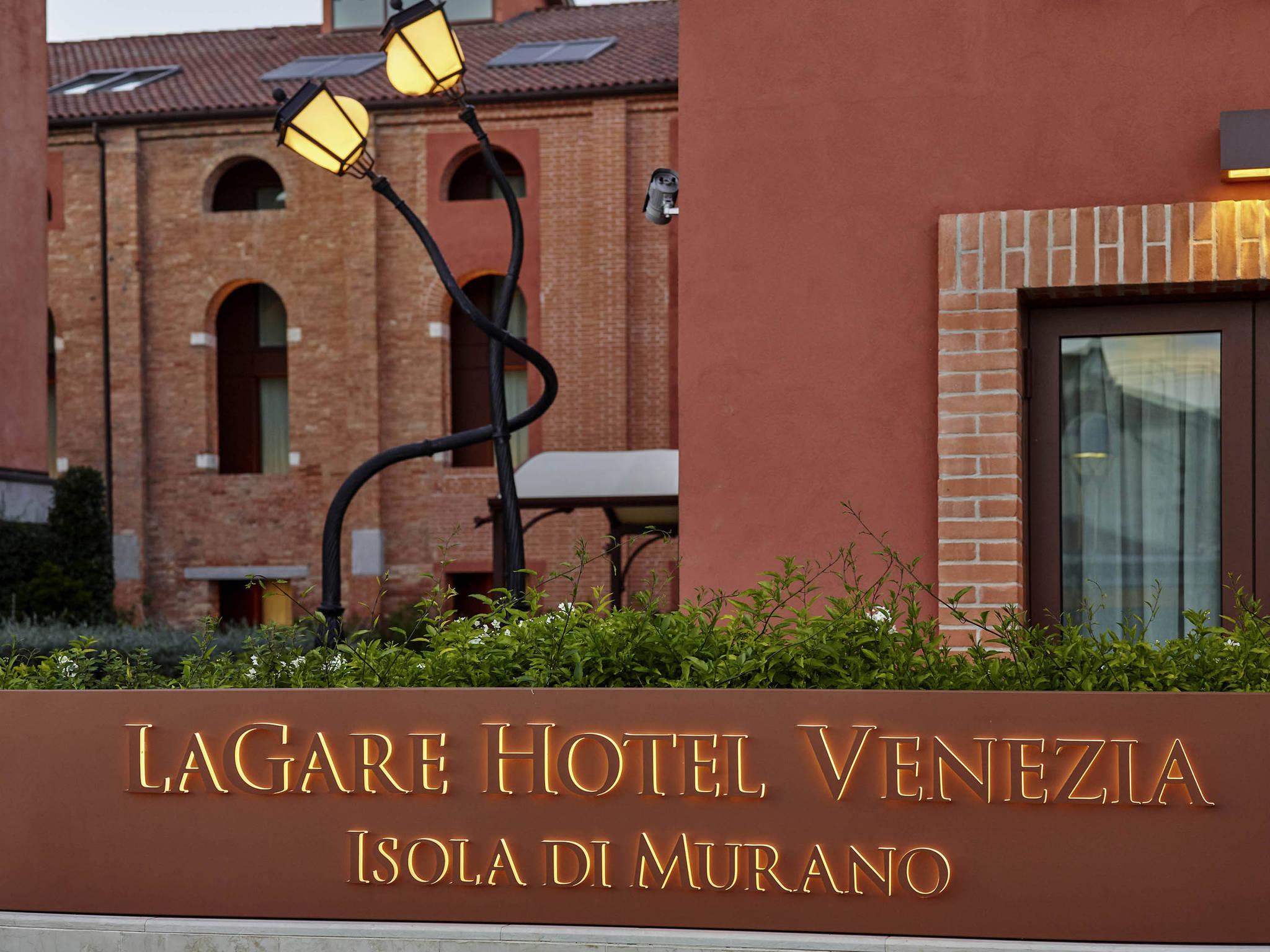 โรงแรม – LaGare Hotel Venezia - MGallery by Sofitel