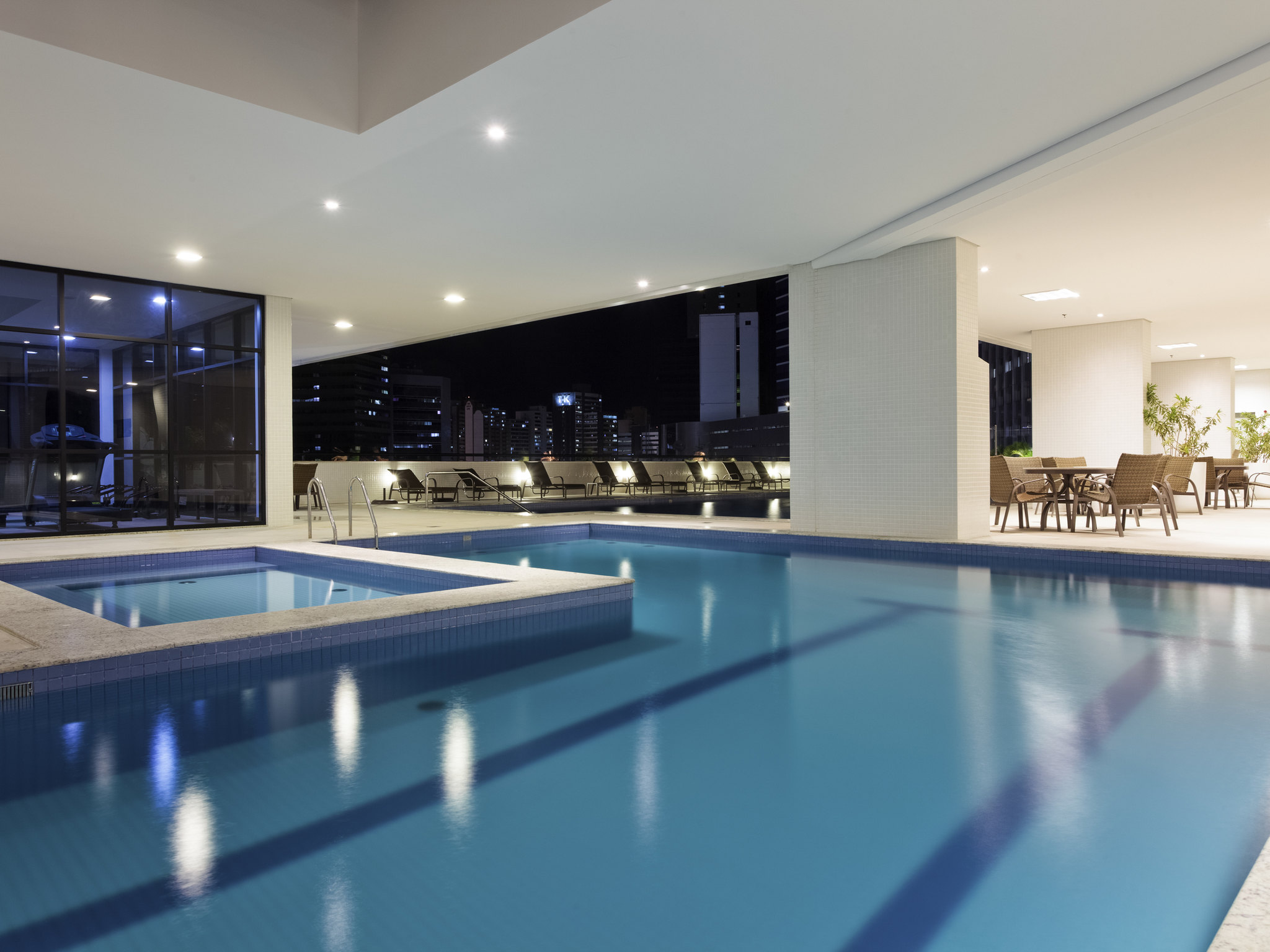 Otel – Mercure Salvador Boulevard Hotel