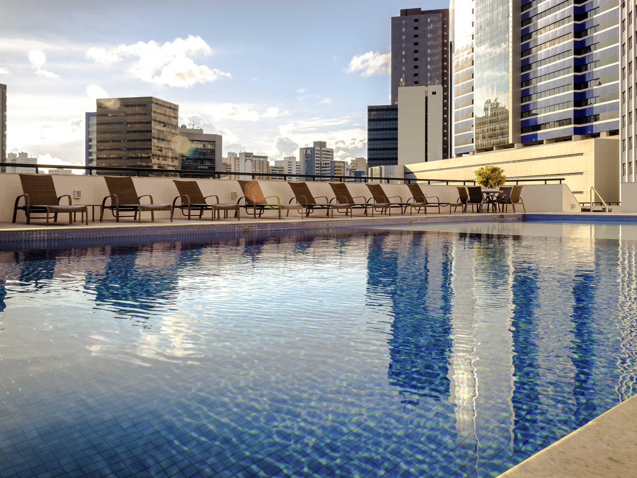 Отель — Mercure Salvador Boulevard Hotel