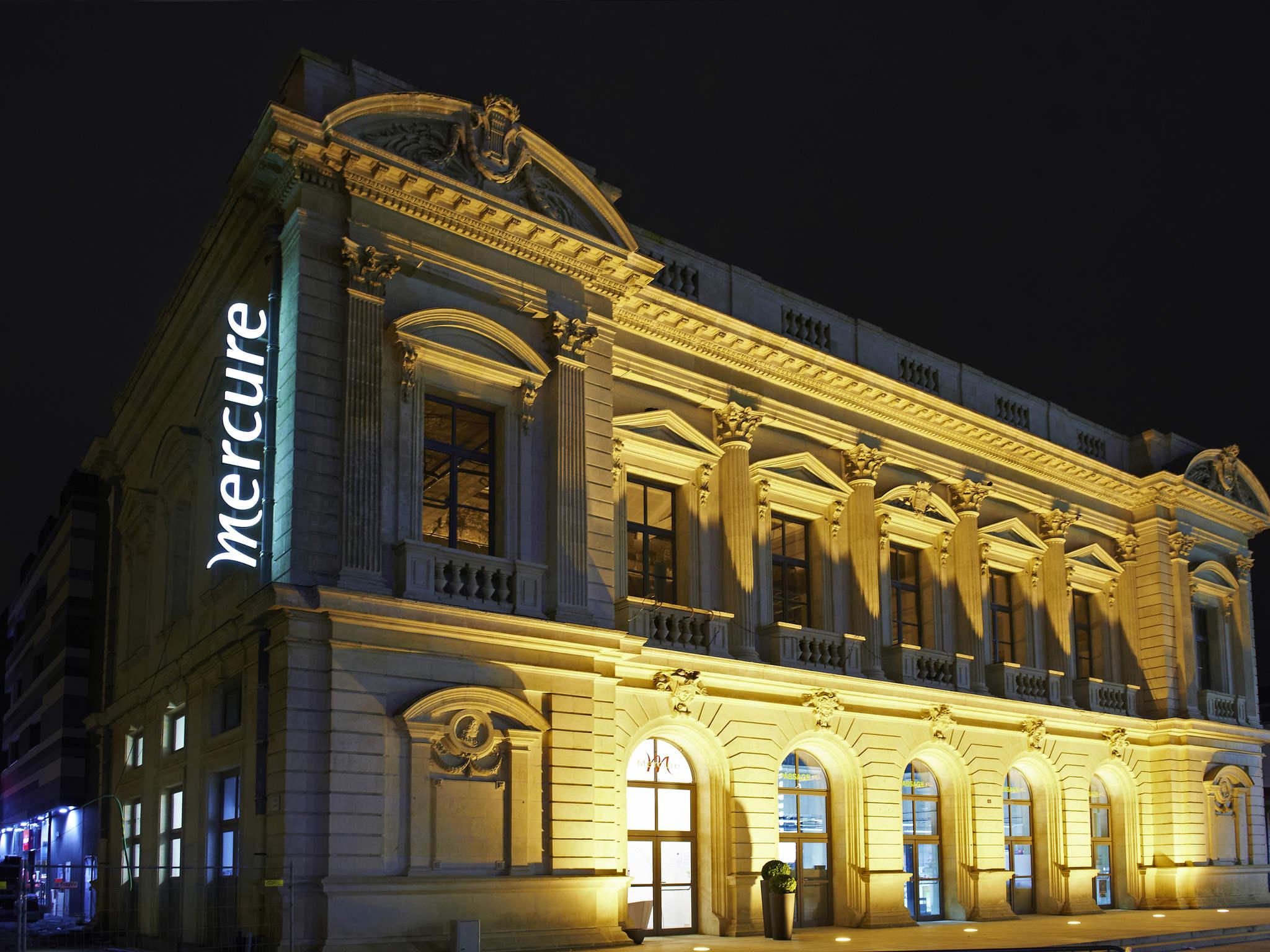 호텔 – Hôtel Mercure Cholet Centre