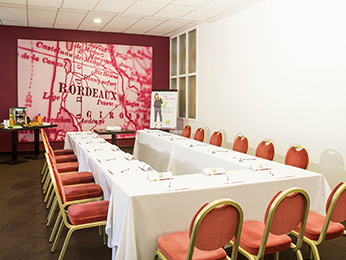 Meetings - ibis Styles Bordeaux Meriadeck