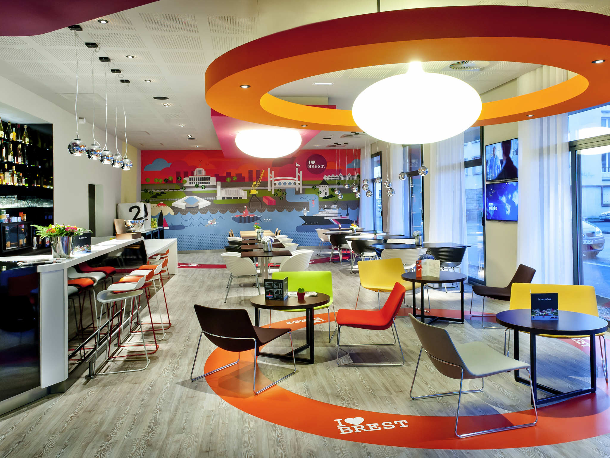 酒店 – ibis Styles Brest Centre Port