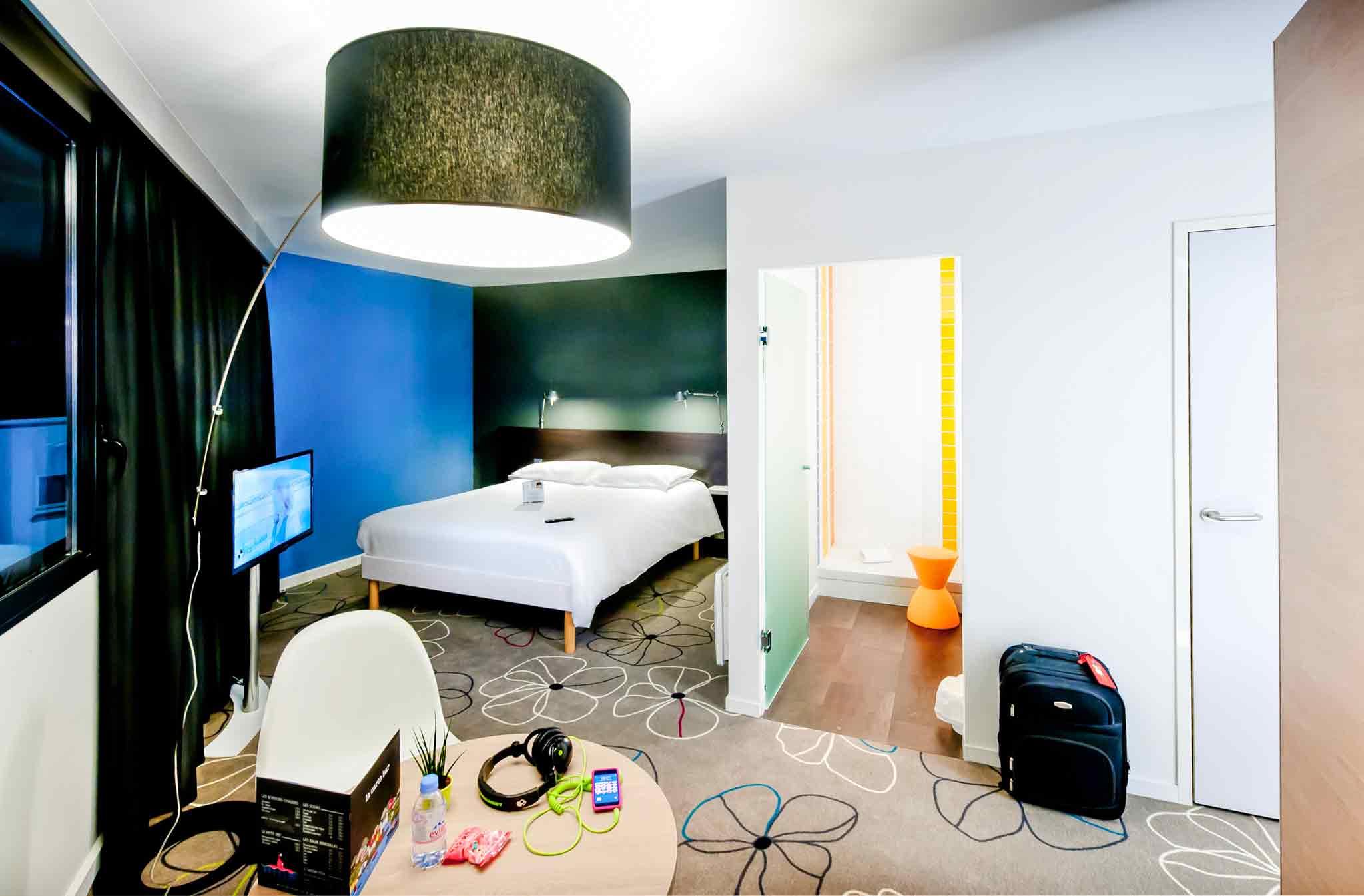 Hotel in BREST - ibis Styles Brest Centre Port
