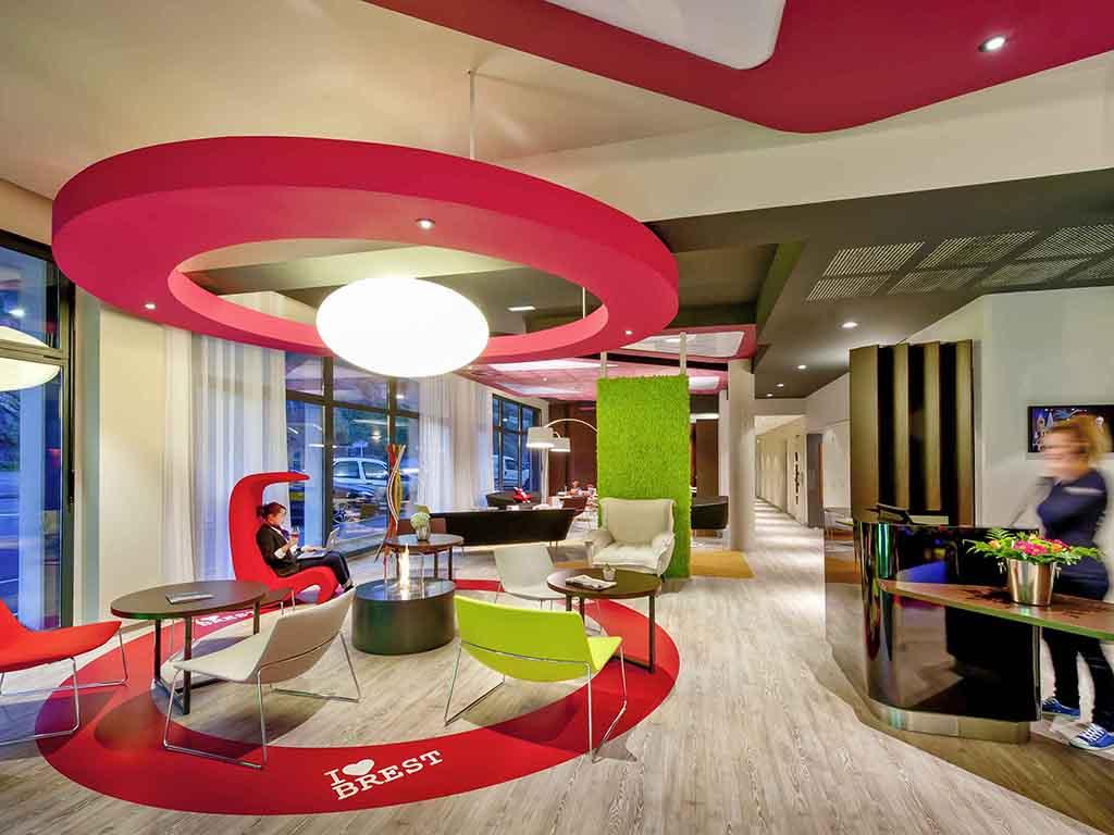 hotel pas cher brest ibis styles brest centre port. Black Bedroom Furniture Sets. Home Design Ideas