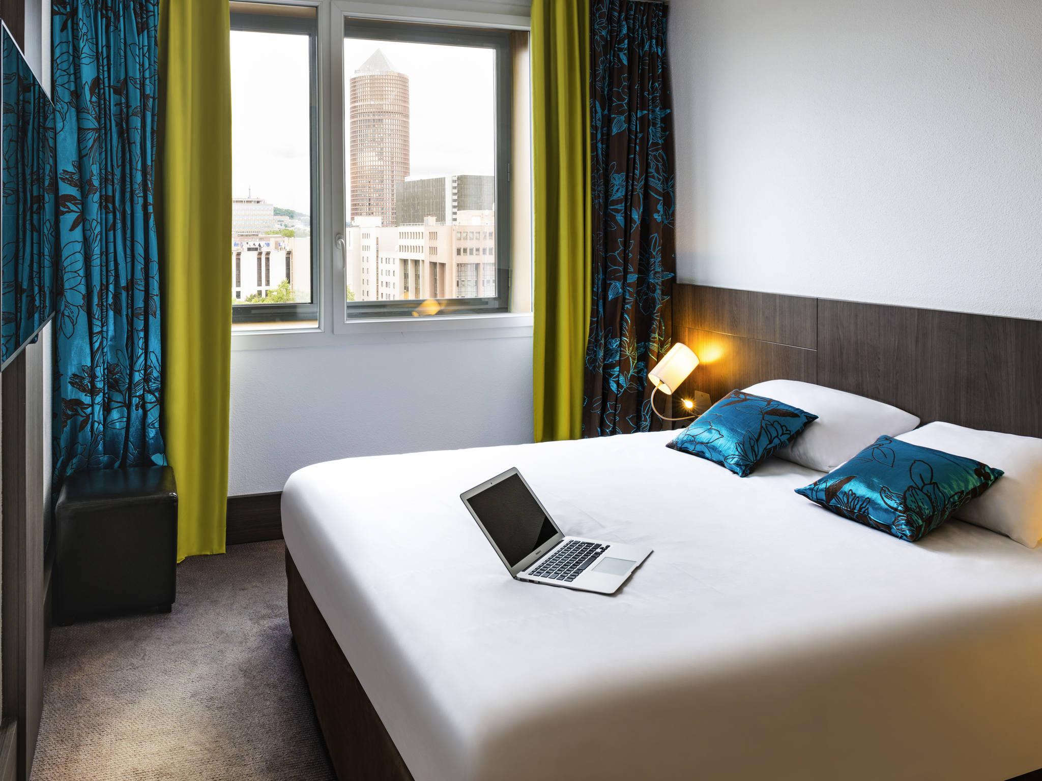 โรงแรม – ibis Styles Lyon Centre - Gare Part-Dieu