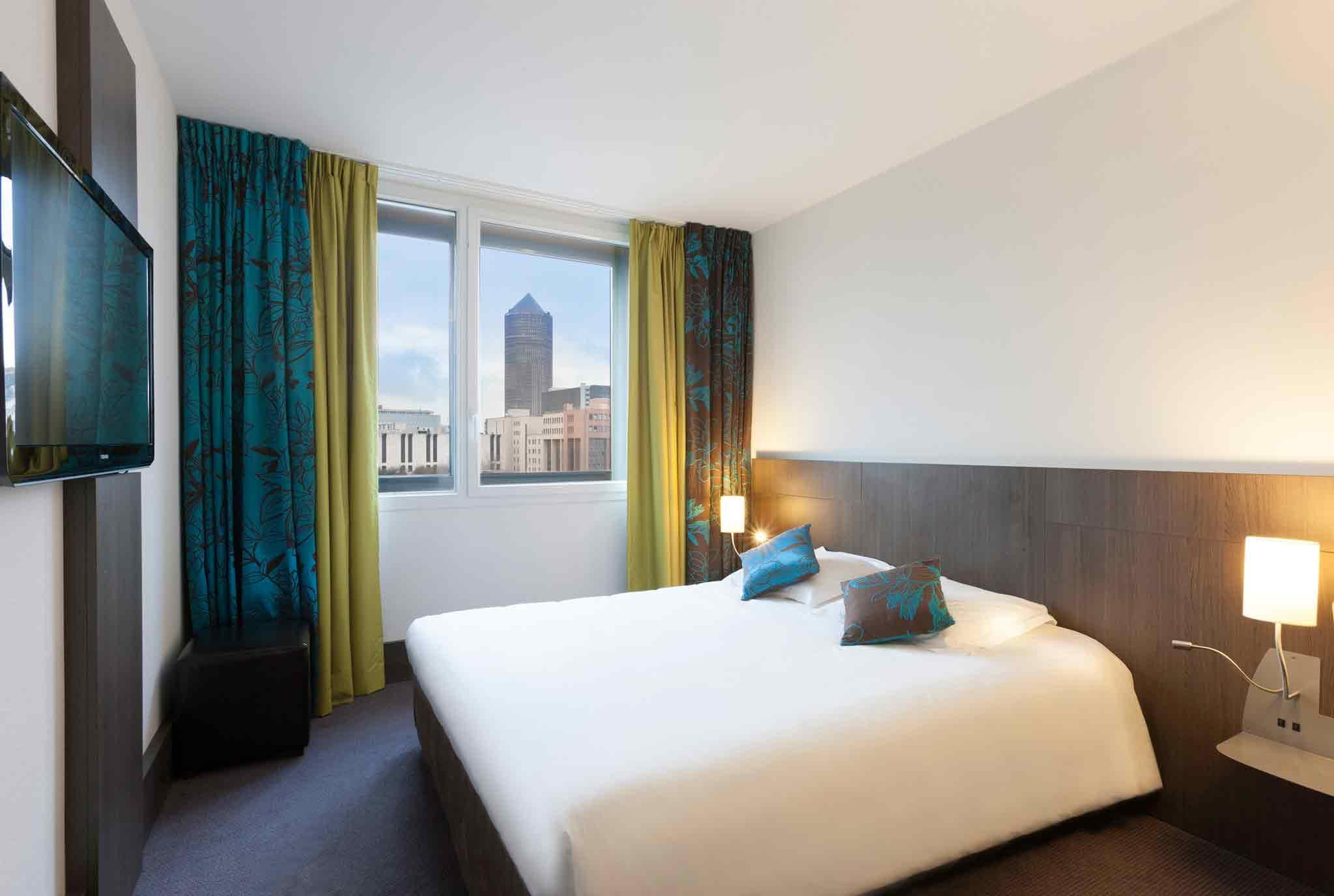 Hotel Ibis Lyon La Part Dieu