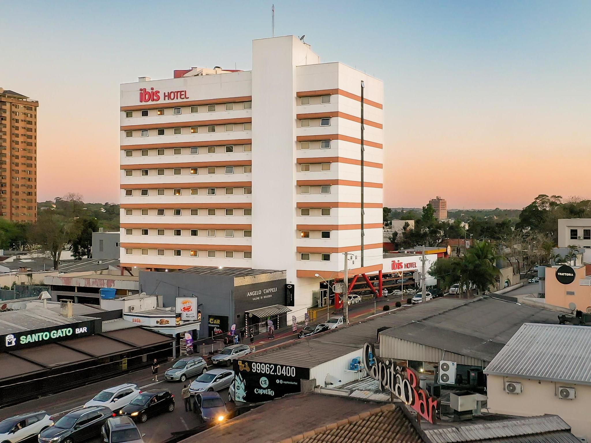 โรงแรม – ibis Foz do Iguacu