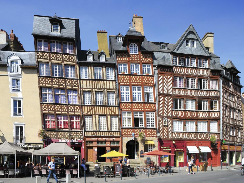 Hotel Novotel Spa Rennes