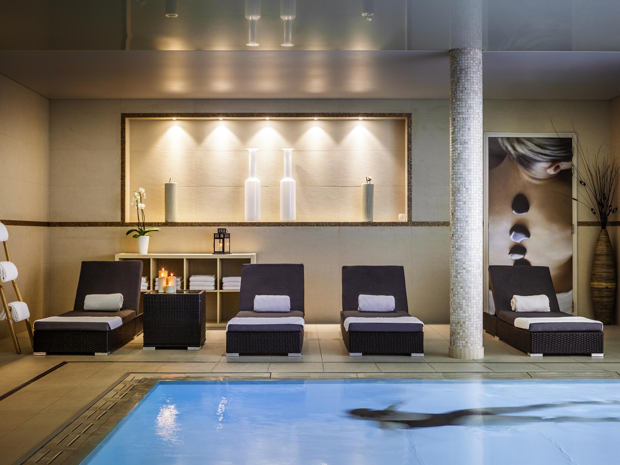 Hotell – Novotel Spa Rennes Centre Gare