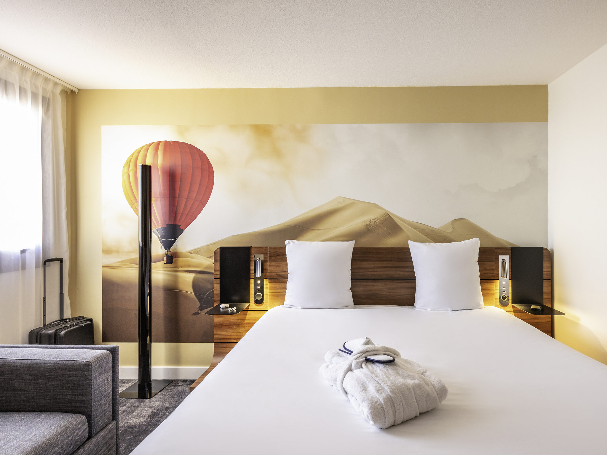 Hotel – Hotel Mercure Bordeaux Centro Estación Saint-Jean
