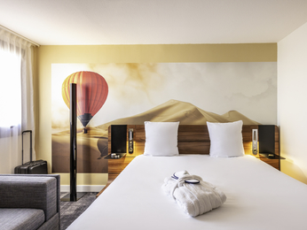 Rooms - Mercure Bordeaux Centre Gare Saint Jean Hotel