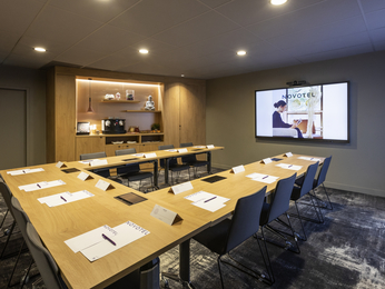 Meetings - Mercure Bordeaux Centre Gare Saint Jean Hotel