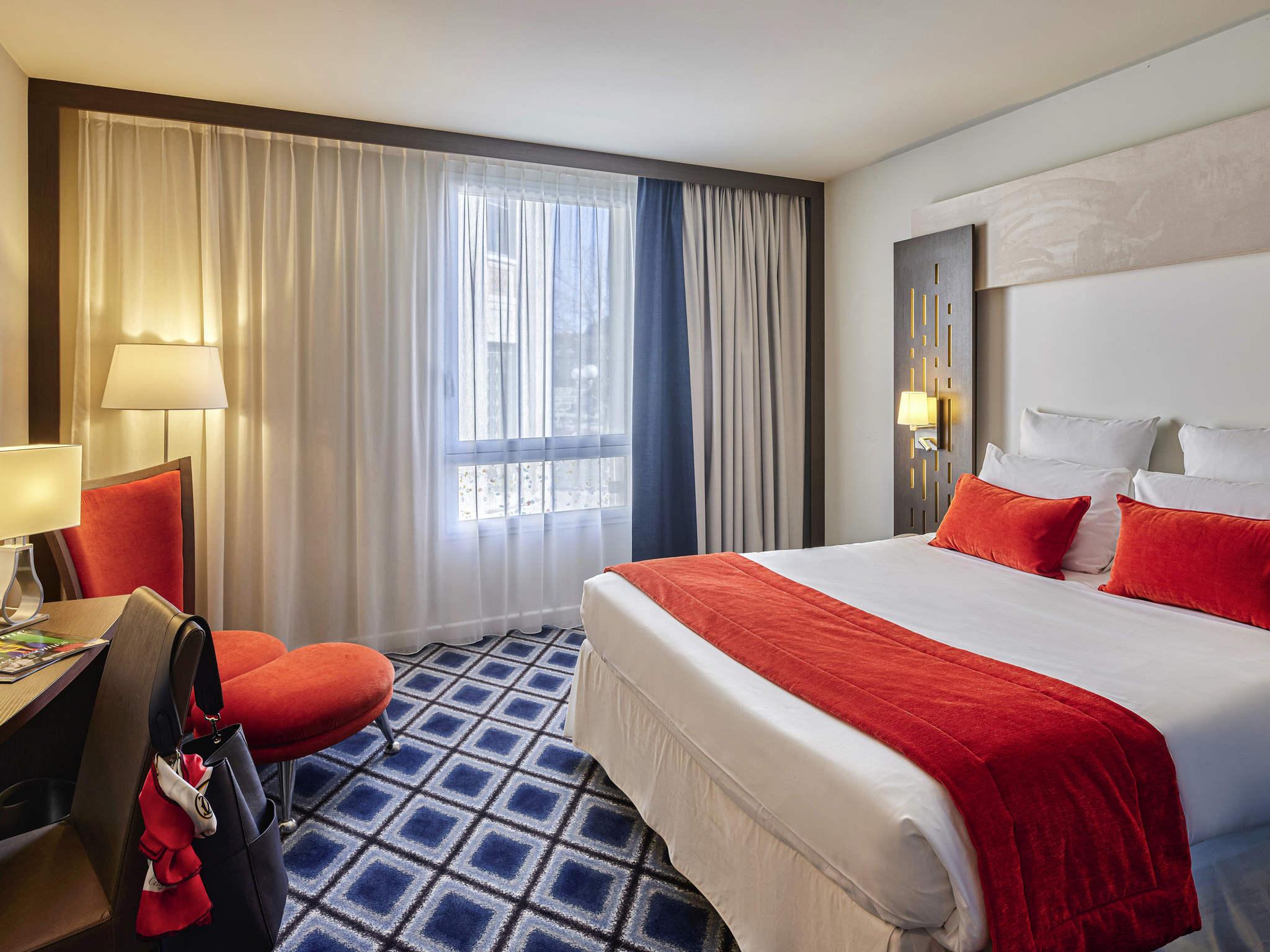 Hotel – Mercure Chartres Centre Cathédrale Hotel