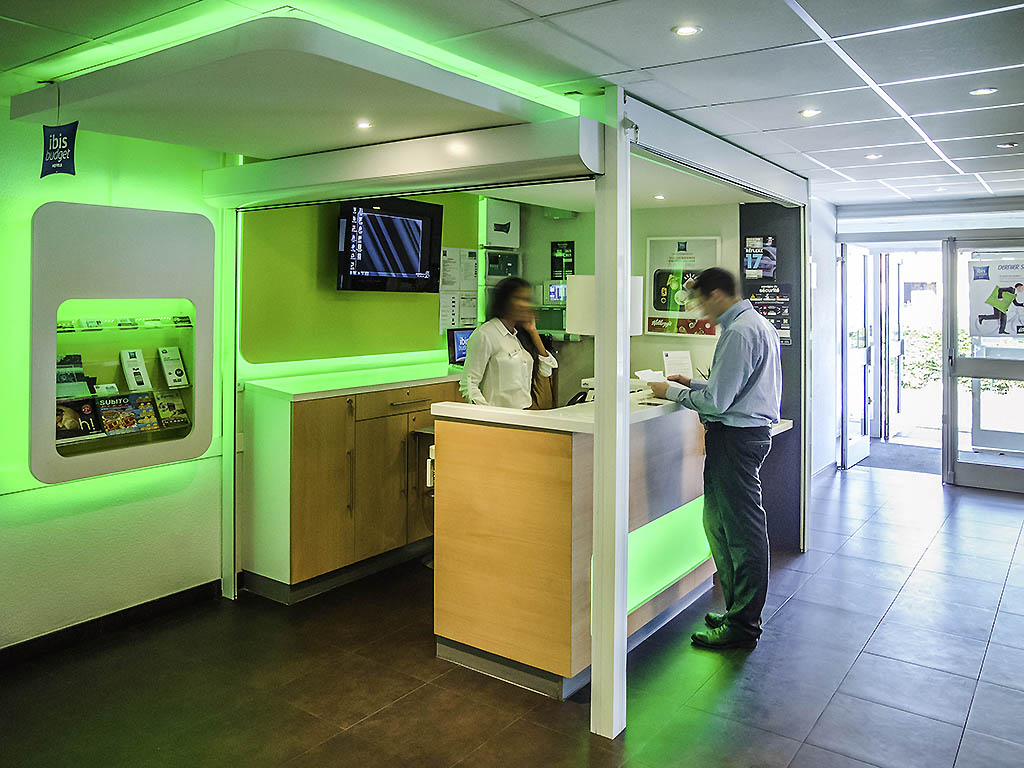 ibis budget Airport Le Bourget Garonor